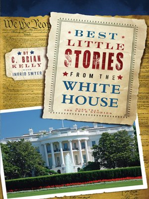 cover image of Best Little Stories from the White House