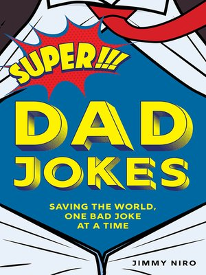 cover image of Super Dad Jokes