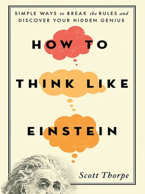 cover image of How to Think Like Einstein