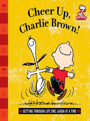 cover image of Cheer Up, Charlie Brown!