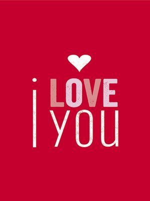 cover image of I Love You