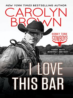 cover image of I Love This Bar