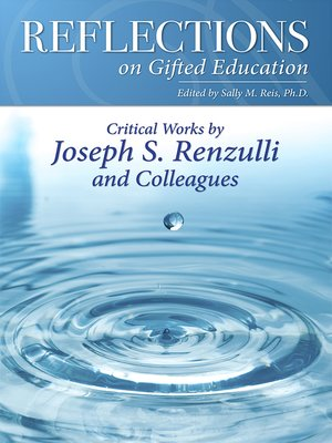 cover image of Reflections on Gifted Education