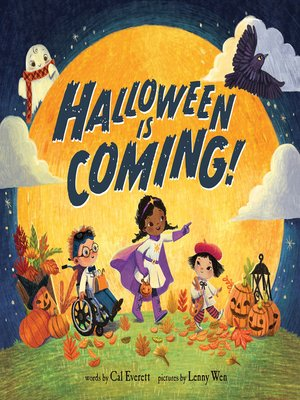 cover image of Halloween Is Coming!