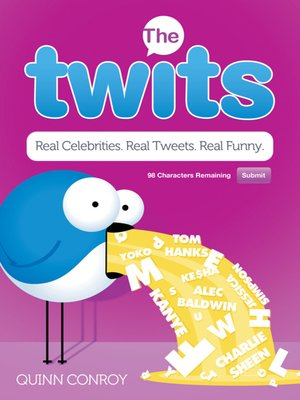 cover image of The Twits