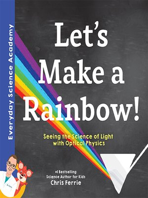 cover image of Let's Make a Rainbow!