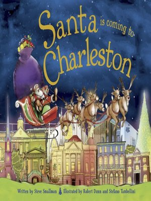 cover image of Santa Is Coming to Charleston