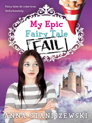 cover image of My Epic Fairy Tale Fail