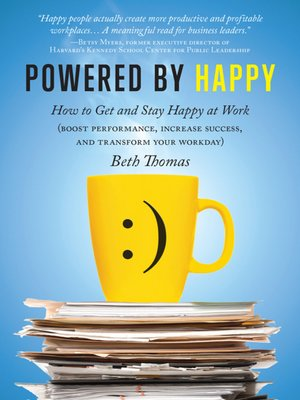 cover image of Powered by Happy