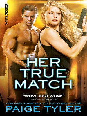 cover image of Her True Match