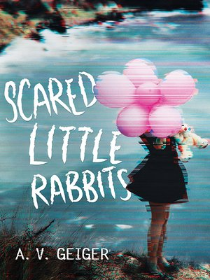 cover image of Scared Little Rabbits