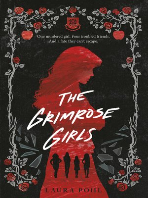 cover image of The Grimrose Girls Series, Book 1