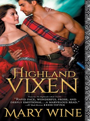 cover image of Highland Vixen