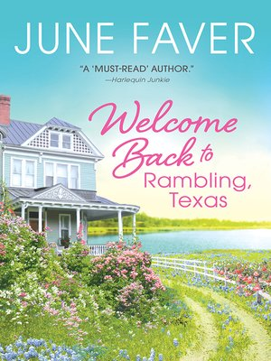 cover image of Welcome Back to Rambling, TX