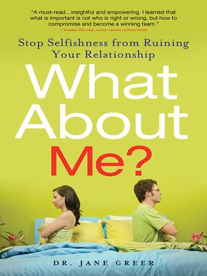cover image of What About Me?