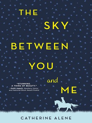 cover image of The Sky Between You and Me