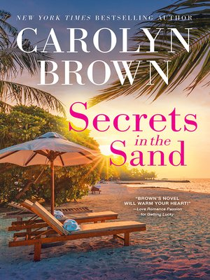 cover image of Secrets in the Sand