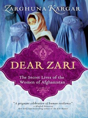 cover image of Dear Zari