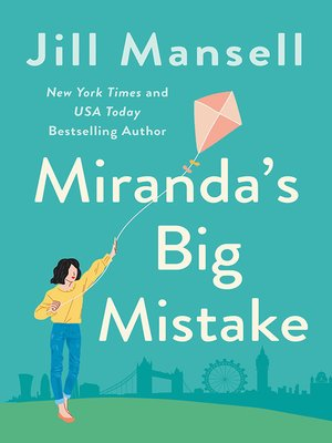cover image of Miranda's Big Mistake
