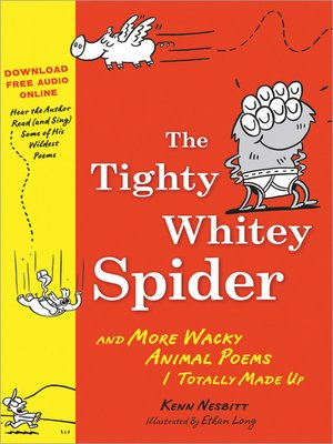 cover image of The Tighty Whitey Spider