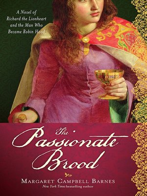 cover image of The Passionate Brood