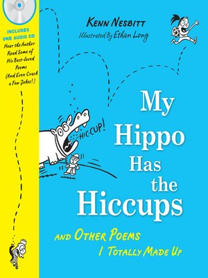 cover image of My Hippo Has the Hiccups