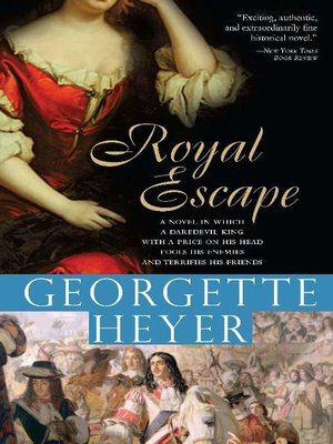 cover image of Royal Escape
