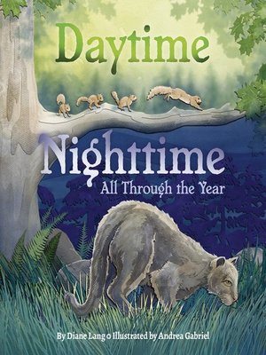cover image of Daytime Nighttime, All Through the Year