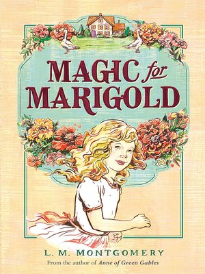 cover image of Magic for Marigold