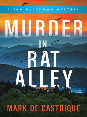 cover image of Murder in Rat Alley