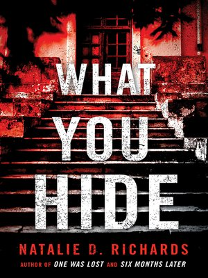 cover image of What You Hide