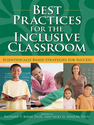 cover image of Best Practices for the Inclusive Classroom