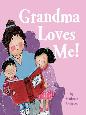 cover image of Grandma Loves Me!