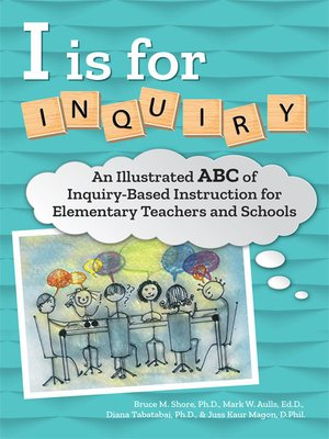 cover image of I Is for Inquiry