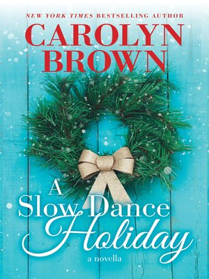 cover image of A Slow Dance Holiday