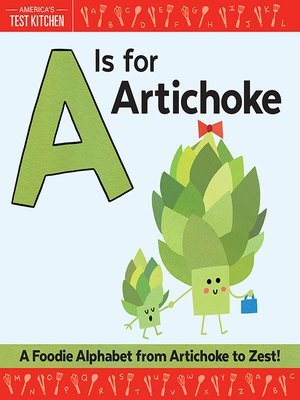 cover image of A Is for Artichoke