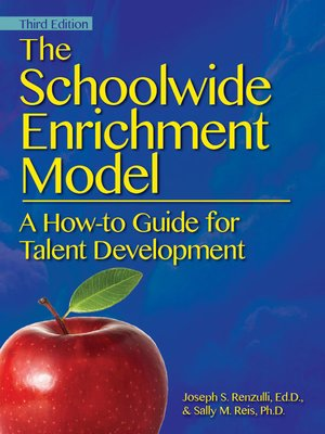 cover image of The Schoolwide Enrichment Model