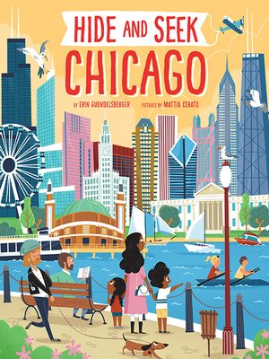 cover image of Hide and Seek Chicago
