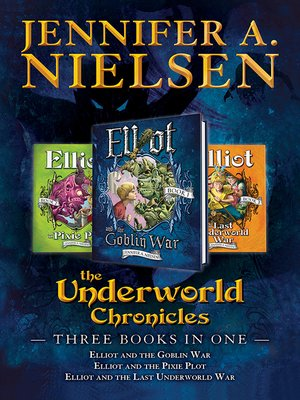 cover image of The Underworld Chronicles