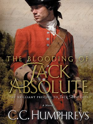cover image of The Blooding of Jack Absolute