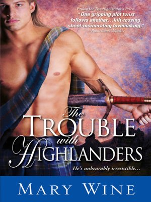 cover image of The Trouble with Highlanders