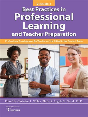 cover image of Best Practices in Professional Learning and Teacher Preparation, Volume 3