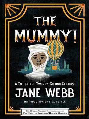 cover image of The Mummy!