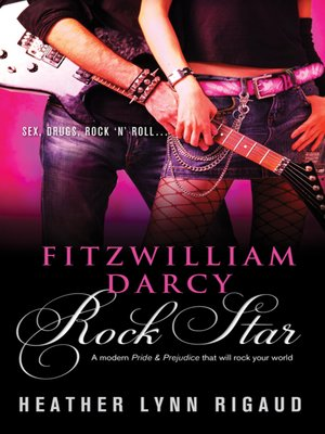 cover image of Fitzwilliam Darcy, Rock Star