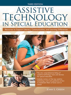 cover image of Assistive Technology in Special Education
