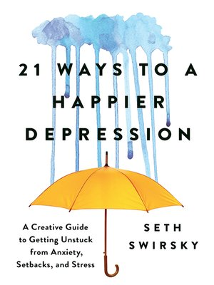 cover image of 21 Ways to a Happier Depression