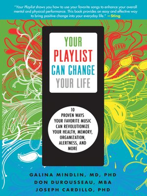 cover image of Your Playlist Can Change Your Life