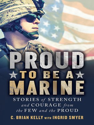 cover image of Proud to Be a Marine