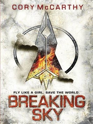 cover image of Breaking Sky