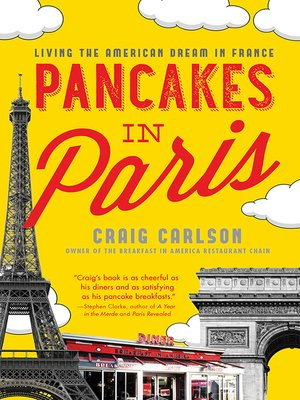cover image of Pancakes in Paris
